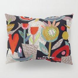 'night garden ...' Pillow Sham