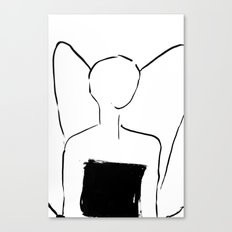 Angel in Chains v2 Canvas Print