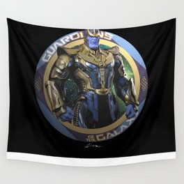 Thanos - Guardians of the Galaxy Wall Tapestry
