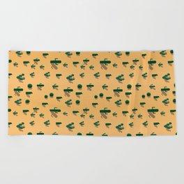 Pattern: Cactus Beach Towel