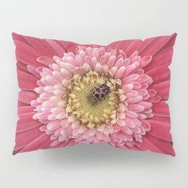 Pink on Pink Pillow Sham