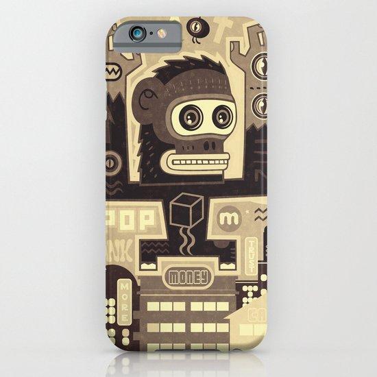 Pop Monk vintage iPhone & iPod Case