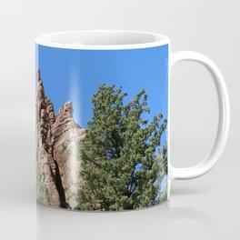 Organ Pipes At Bonita Canyon Coffee Mug