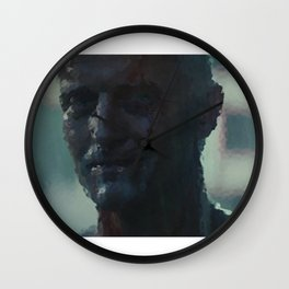 Roy Wall Clock