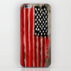 The Flag iPhone & iPod Skin