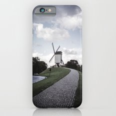 Faded Memories: Windmill iPhone 6s Slim Case