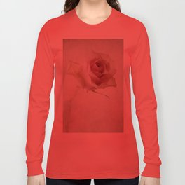 A Flower for You [Textured] Long Sleeve T-shirt