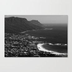 Camps Bay Cape Town Canvas Print