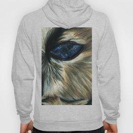 Cosmic Owl Eye Hoody