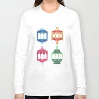 islam Long Sleeve T-shirts featuring Fanous by haidishabrina