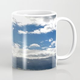 Windy Day Sky Coffee Mug