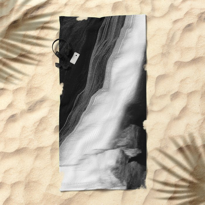 Feelings Beach Towel