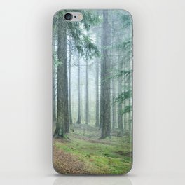 deep in thoughts iPhone Skin