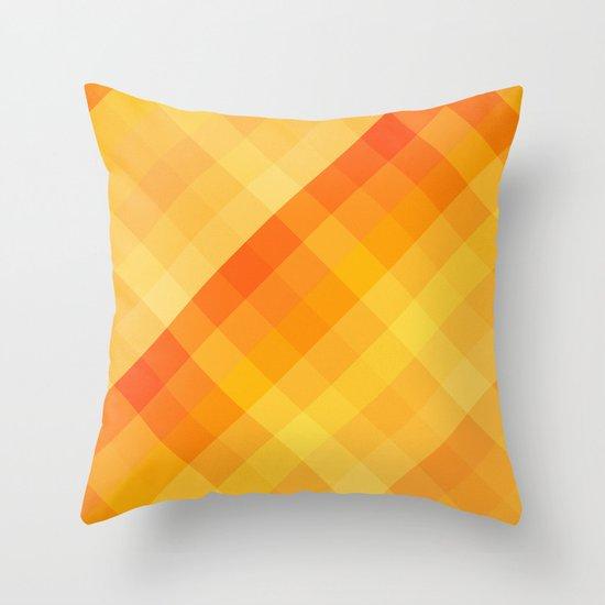 Snshn Throw Pillow