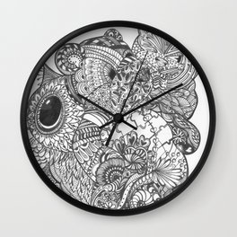 THE THREE AMIGOS....... Wall Clock