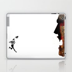 Blade vs the world Laptop & iPad Skin