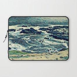 Coast of Australia Laptop Sleeve