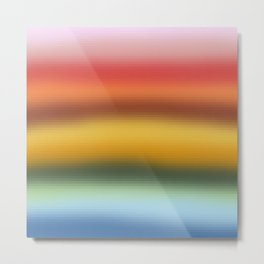 Abstract pattern 88 Metal Print