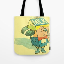 Spoiled Milk Tote Bag