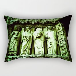 Notre Dame Rectangular Pillow