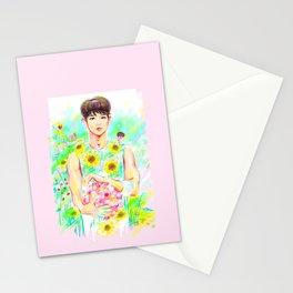 Sunshine and Sunflowers Stationery Cards