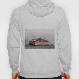 """The Boat"" , Staten Island Ferry Hoody"