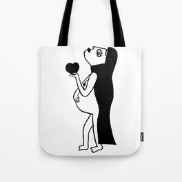 carrier of love Tote Bag
