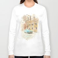 rio Long Sleeve T-shirts featuring RIO by Nechifor Ionut
