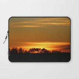 Sunset On The Prairies Laptop Sleeve