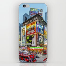 Times Square III Special Edition I iPhone Skin