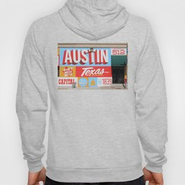 Austin, TX Hoody