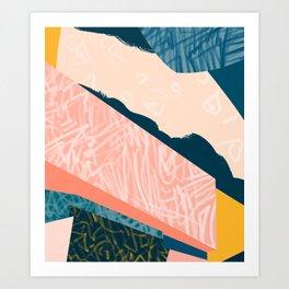 Leela Art Print