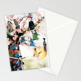 Japanese 2 Stationery Cards