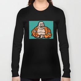 Budd-Ha-Ha Long Sleeve T-shirt