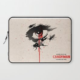 Candyman cover film Laptop Sleeve