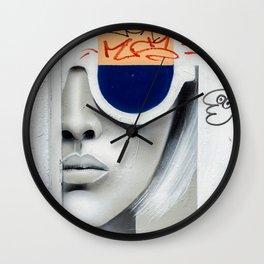Urban Tapestry X Wall Clock