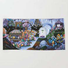 The Gathering Beach Towel
