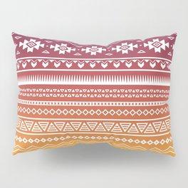 Ombré Navajo Pillow Sham