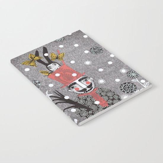 Snow Magician Notebook