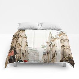 On Paris Time Comforters