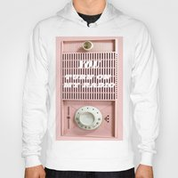 "radio Hoodies featuring Old Radio  by ""CVogiatzi."