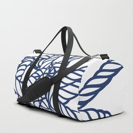 Knotical (WHITE) Duffle Bag