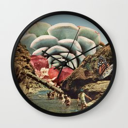 Are We Lost? Wall Clock