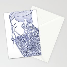 Femme Stationery Cards