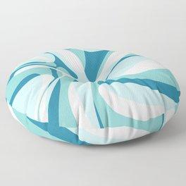 Beach Wave Floor Pillow