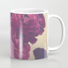 Romantic Ranunculus Coffee Mug