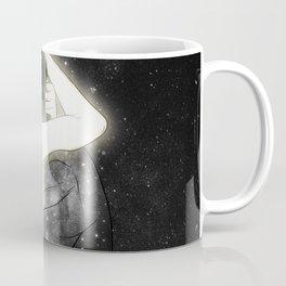 The light to my heart. Coffee Mug