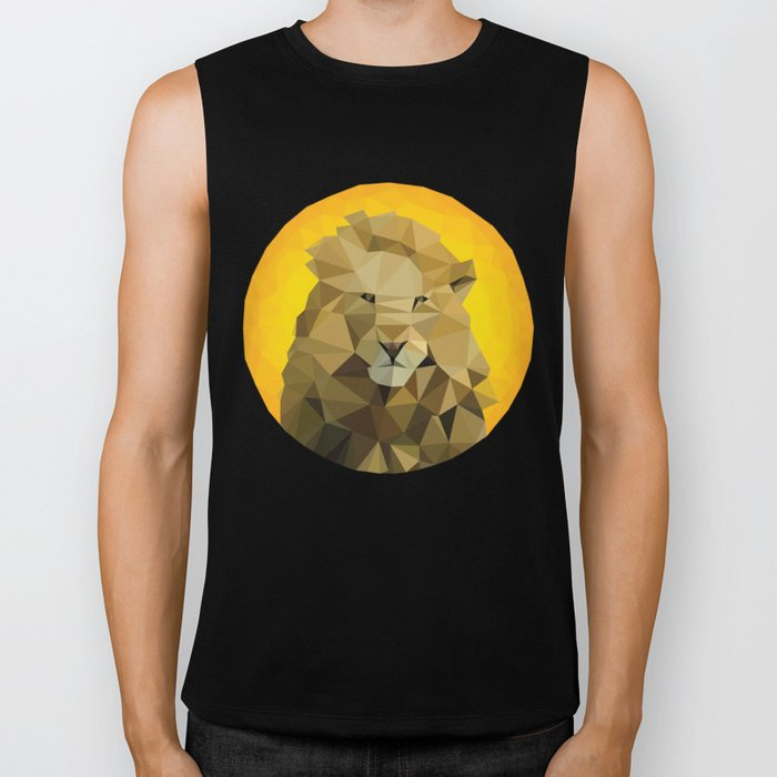 ♥ SAVE THE LIONS ♥ Biker Tank