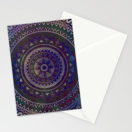 Spiritual Mandala Stationery Cards