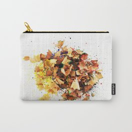 Colorful waste 2 Carry-All Pouch